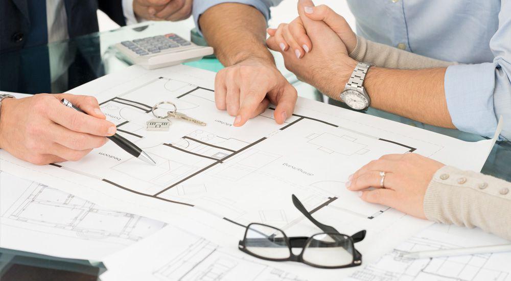 Bau Planung und Finanzierung